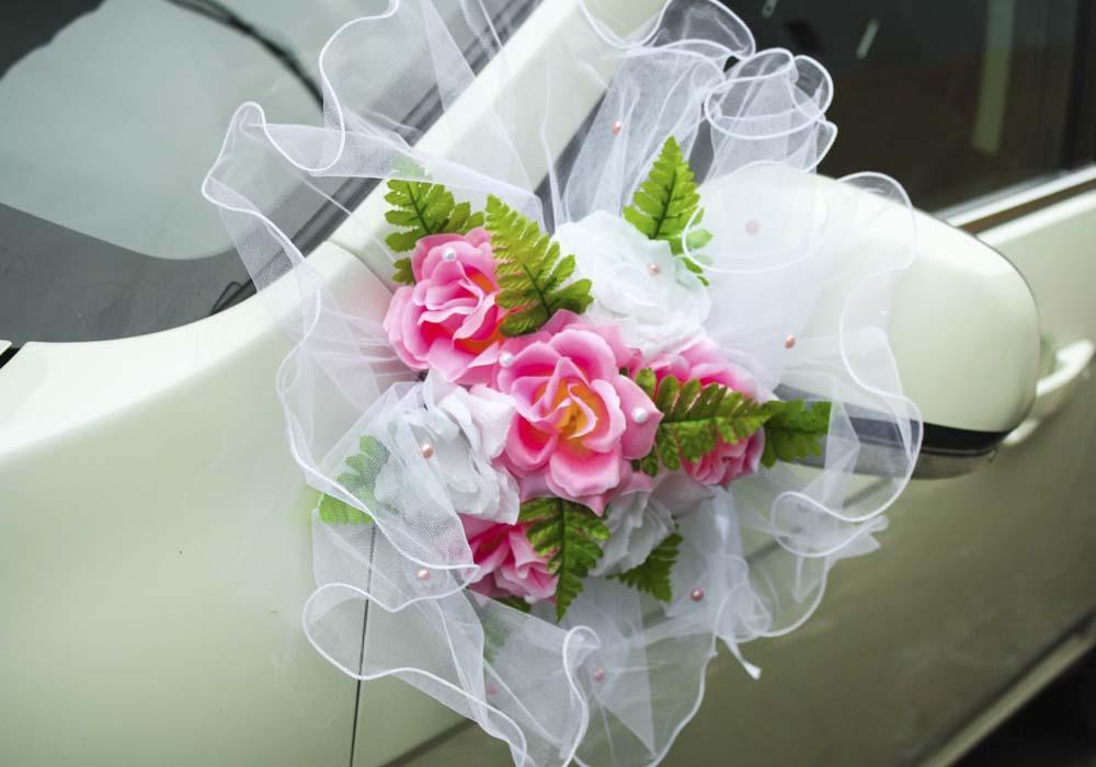 Сделать свадебные цветы своими руками