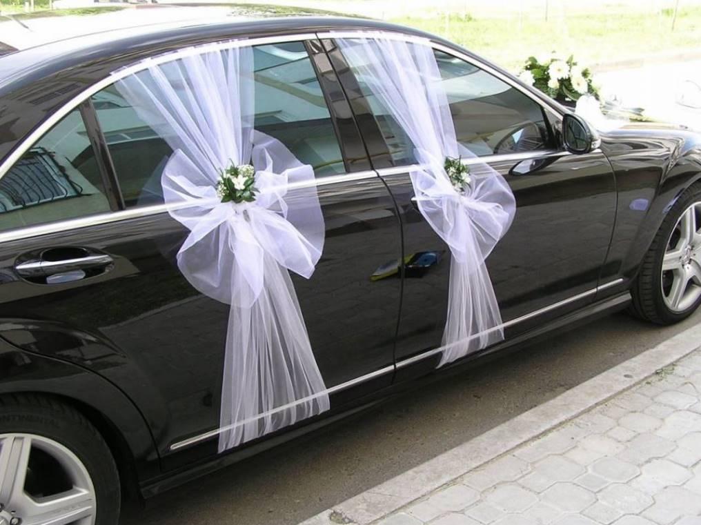 Украшение машин для свадьбы своими руками фото