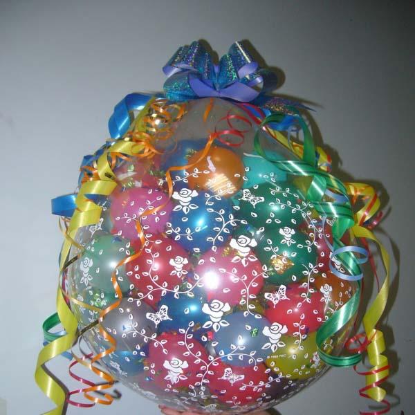 Как сделать воздушный шар желаний своими руками