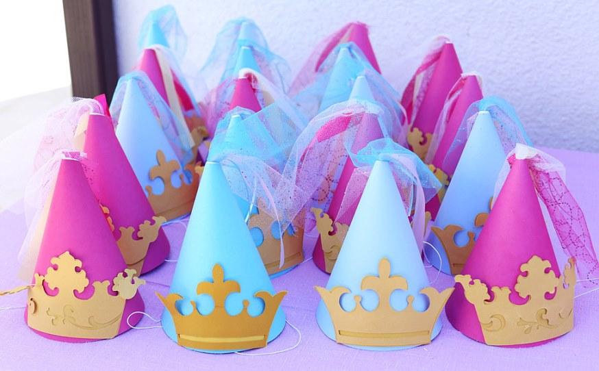 Колпак принцессы своими руками