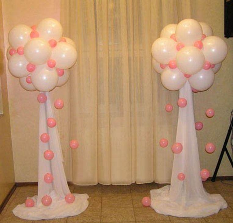 Как сделать стойку на свадьбу 442
