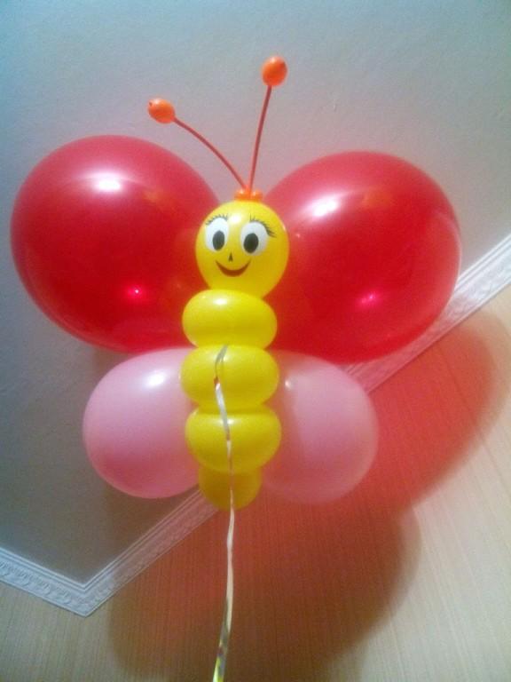 Гелевый шарик чтобы летал