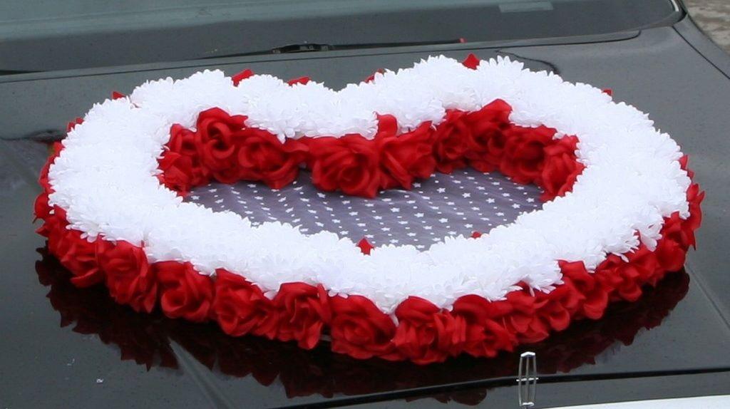 Сделать сердце своими руками свадебное 221